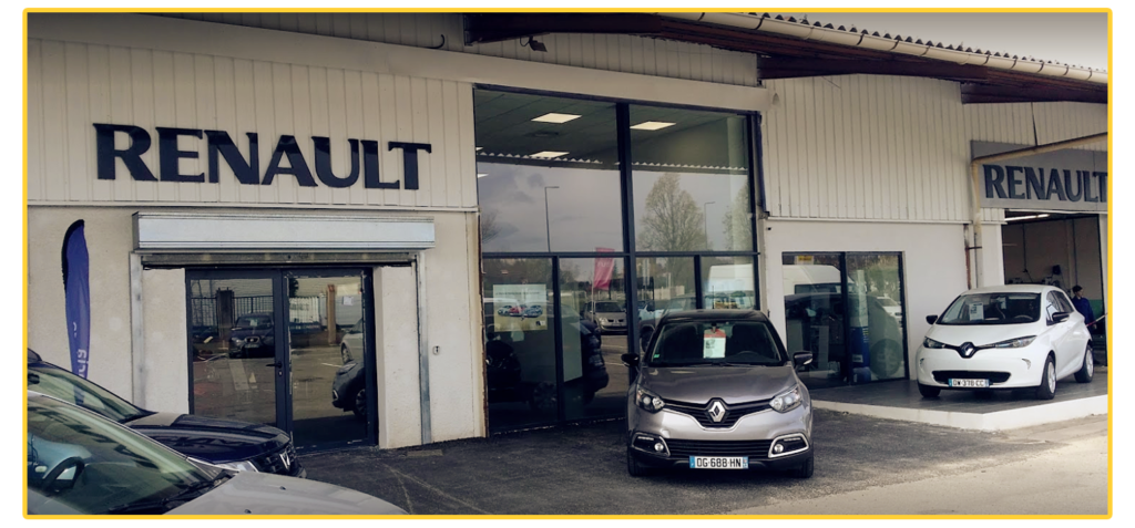 Garage renault miramas vente voitures neuves et d for Garage renault matha